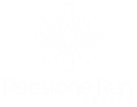 A squared version of the Redstone Run Realty logo for social media